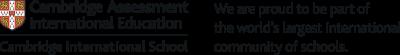 Cambridge Logo with Text Smaller