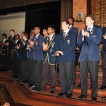 Prefects being announced in Assembly