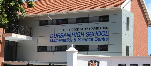 Opening of The Victor Daitz Mathematics & Science Centre
