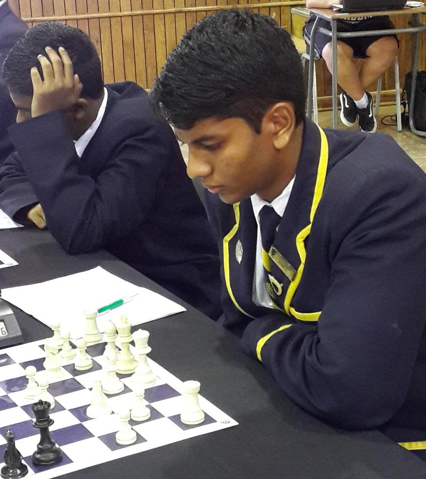 Chess Tour to Grey Bloem