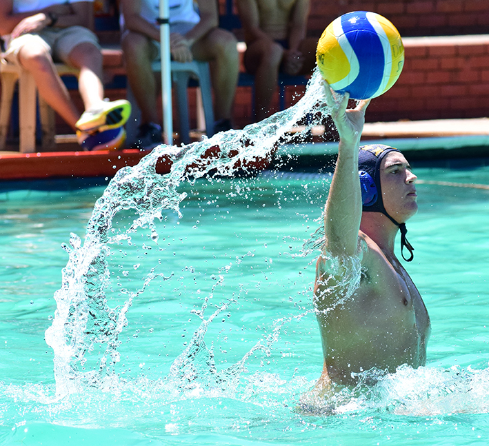 Basketball and Water Polo vs Westville : Match Reports
