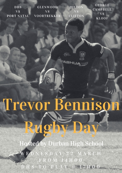 Rugby Day Poster - Copy