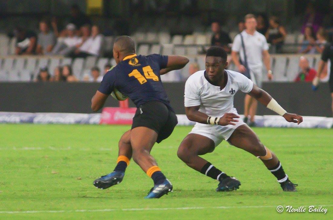 Rugby vs Hilton College : 1st XV Match Report
