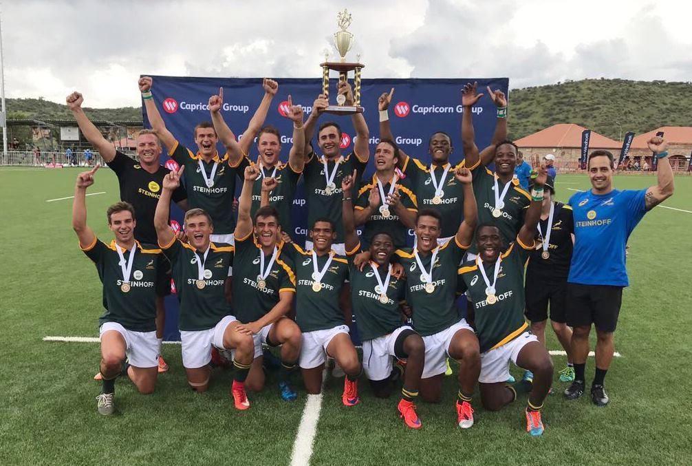 U18 Team win in Windhoek