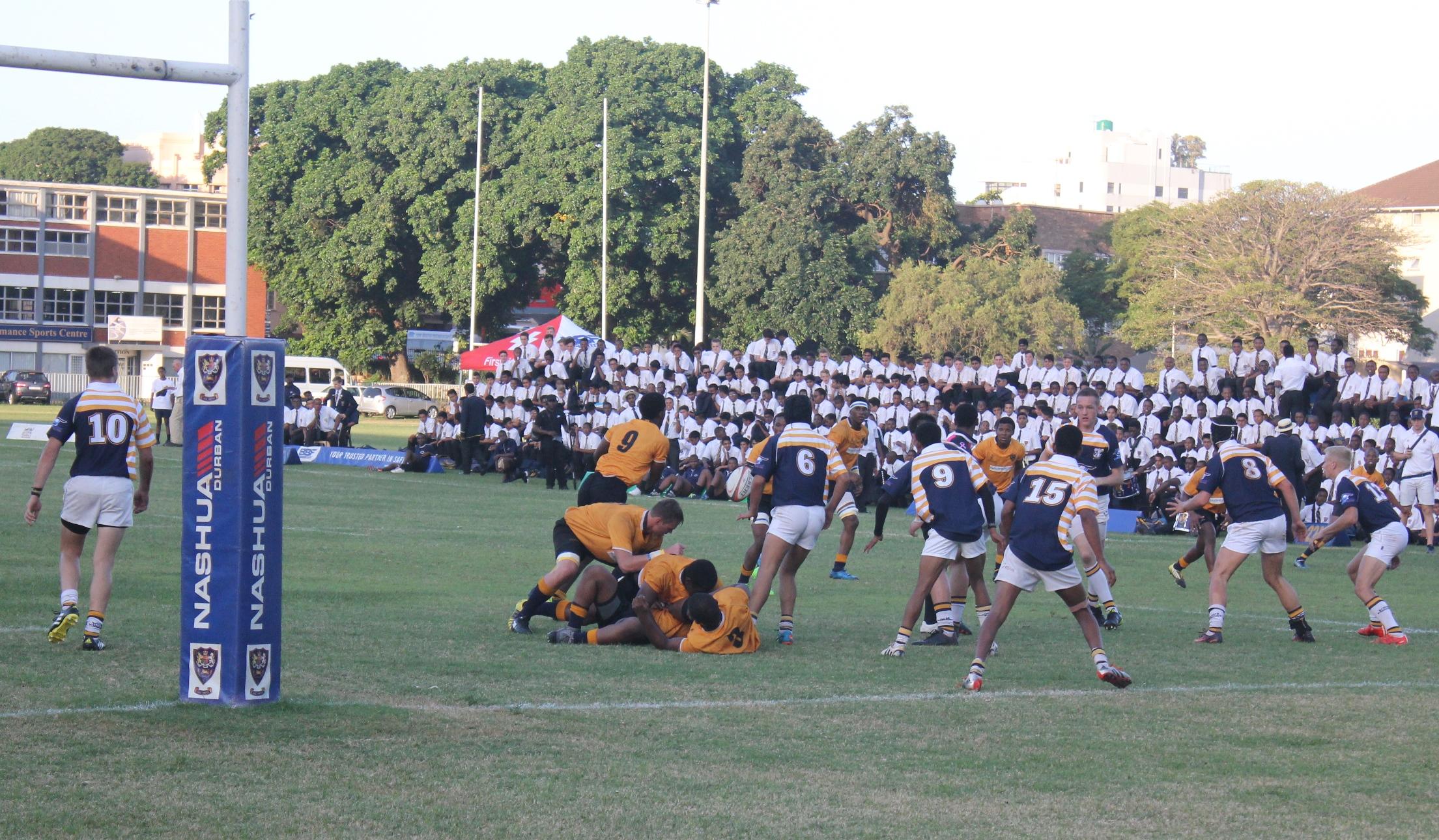 Trevor Bennison Rugby Day