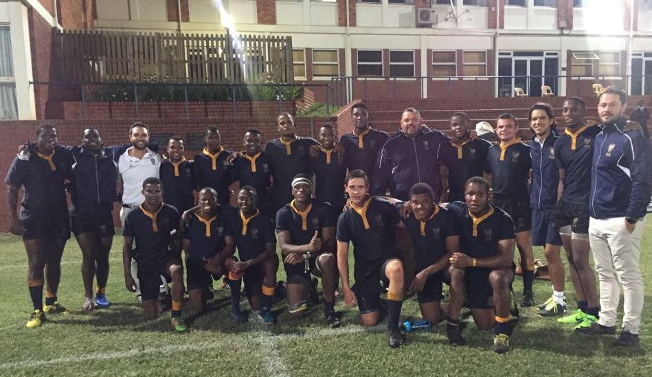 1st XV Rugby vs Voortrekker
