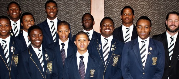 KZN Rugby Capping Ceremony