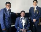 Off to Spain!  Senzo Langazana, Nkanyisa Gasa and Cohen Naidoo