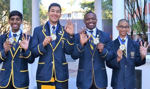 SA Schools Badminton Champs!