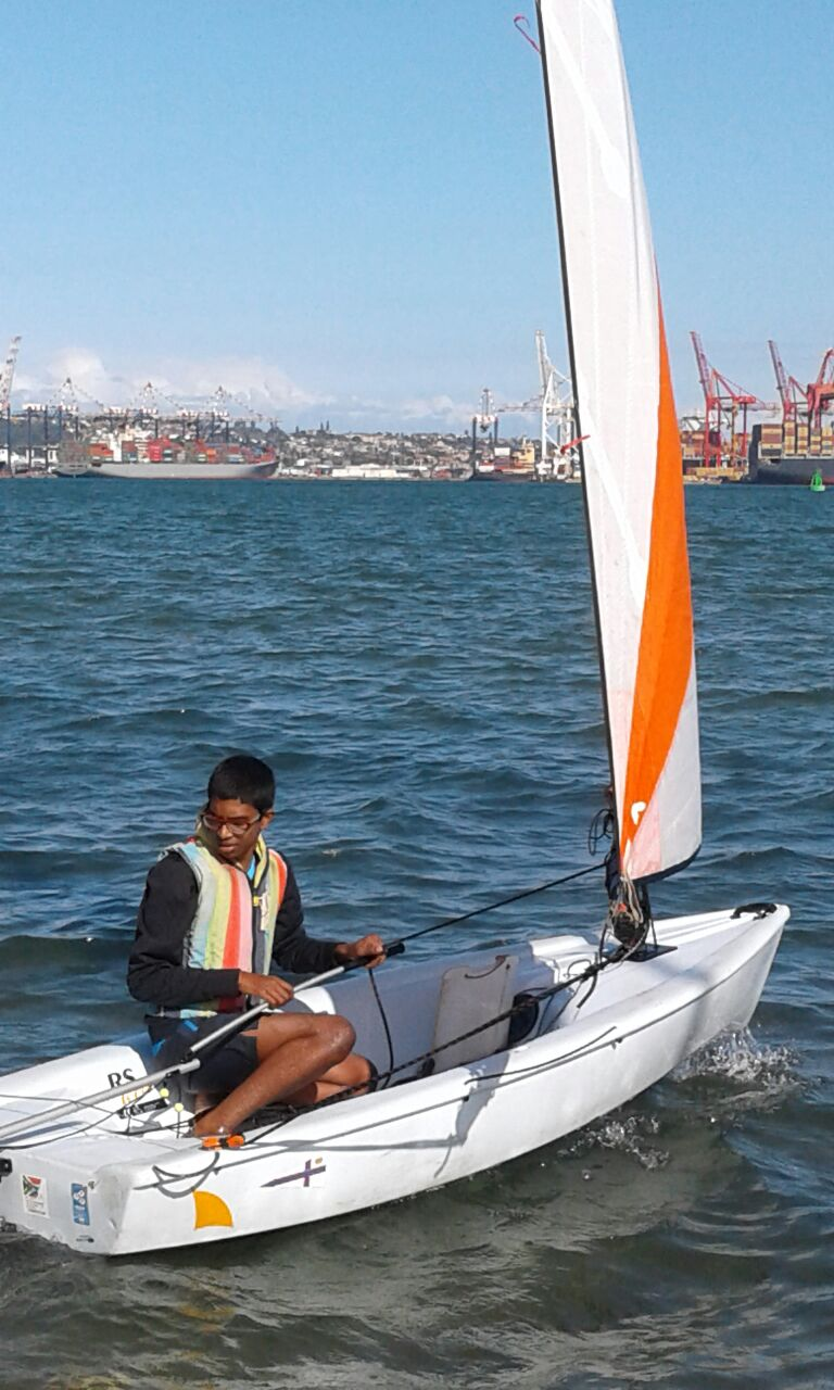 Sailing Club Introduced to DHS