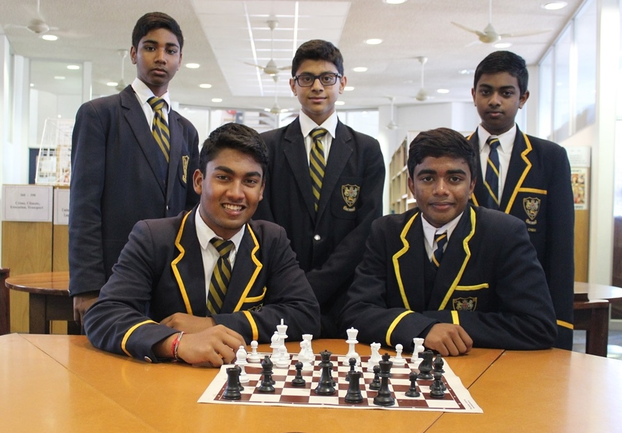 Excellent Season for DHS Chess!