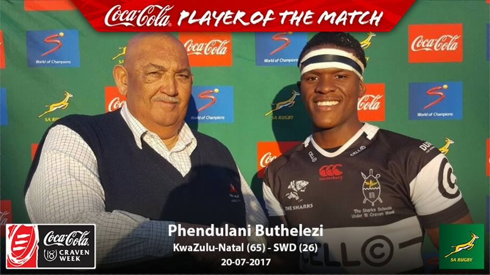 Phepsi is Man of the Match
