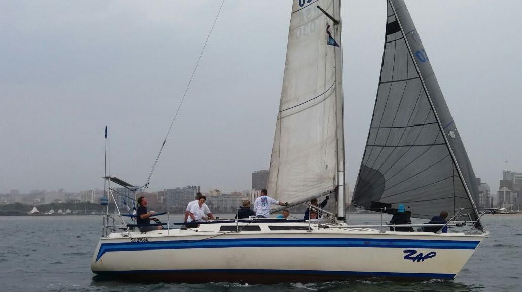 Sailing Club Report