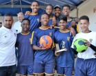 DHS U16 Winners of 5-a-Side Challenge