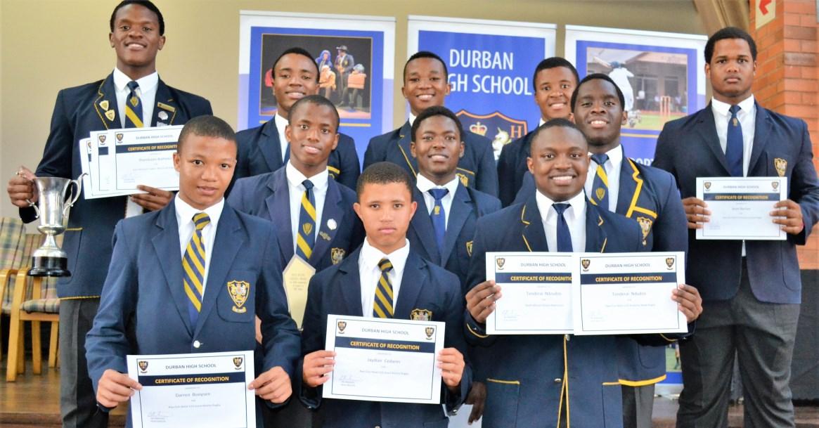 SA and KZN Rugby Representatives