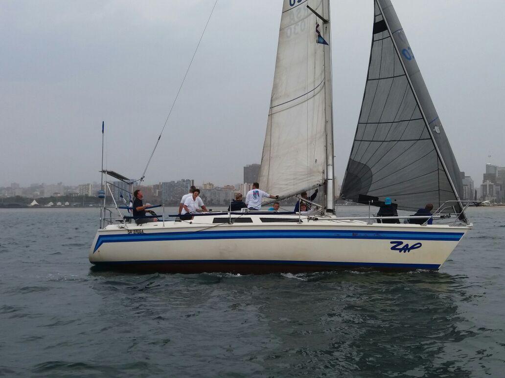 DHS Sailing Club participates in Heritage Regatta