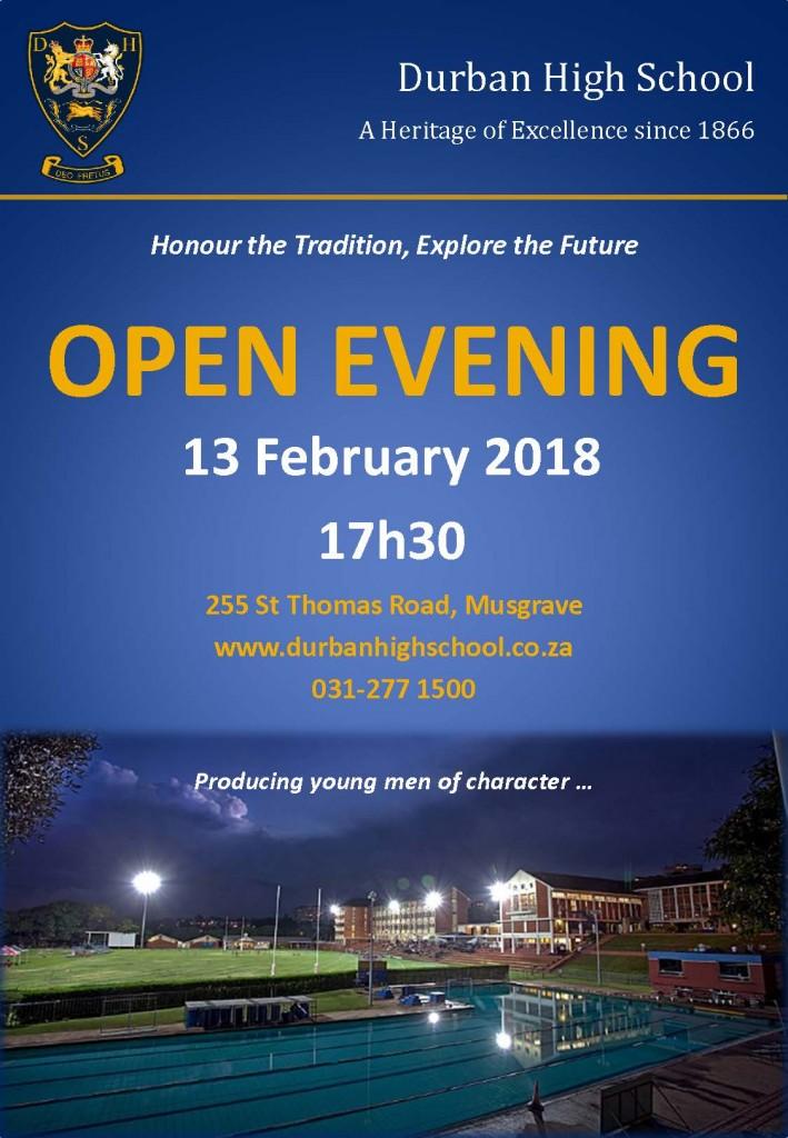 Open Evening