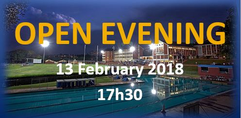 Open Evening for 2019 Admissions
