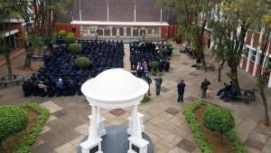 mini-Remembrance Day Service (1)