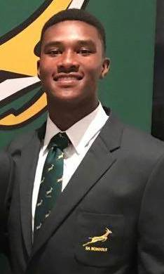 Celimpilo has been selected ofr SA U18 7s Rugby!