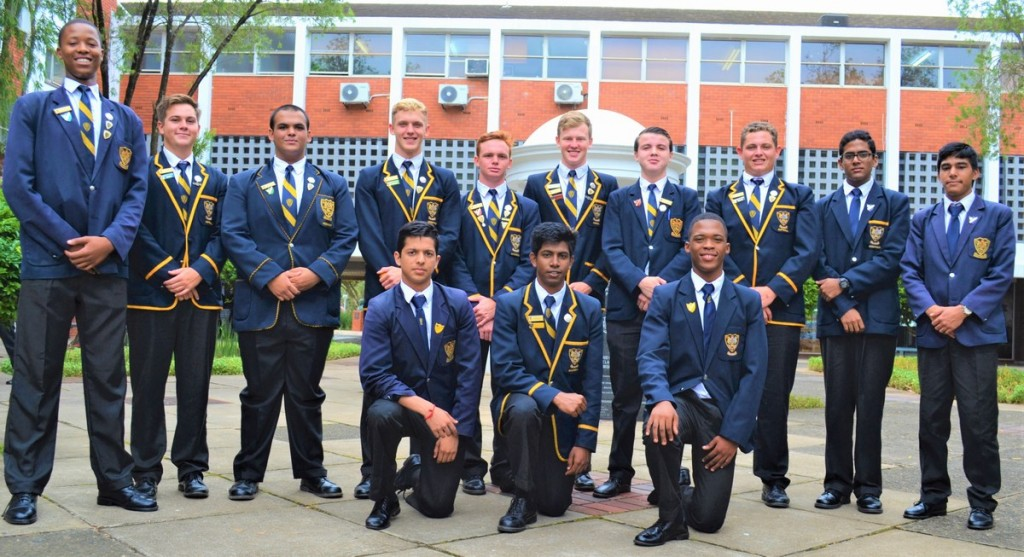 Heads of House and House Prefects for 2018