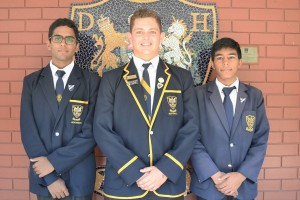 Head of Payn House: Bryson Boekhoud House Prefects: Dhishant Hariram and Vishal Nagin