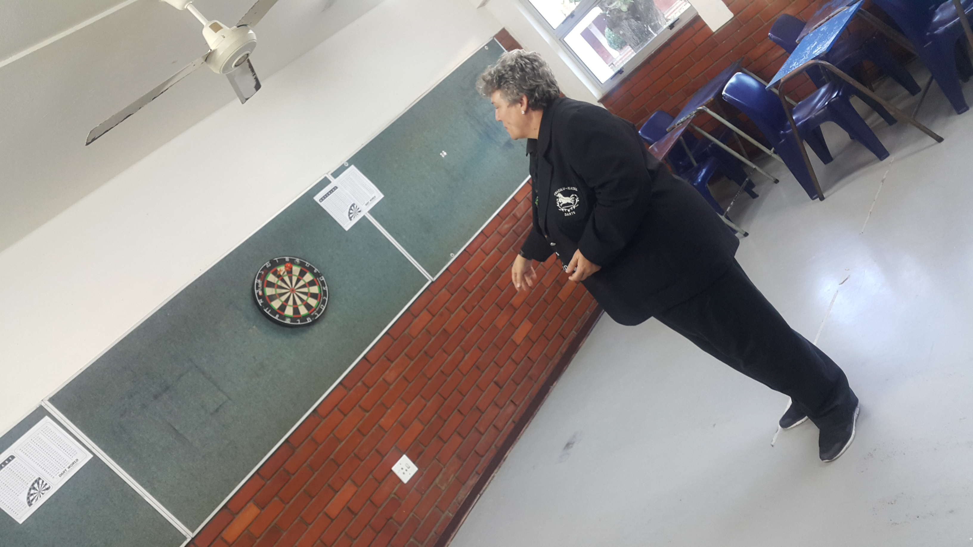 Ms Bisschoff Selected for KZN Darts!