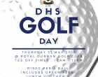 DHS Golf Day