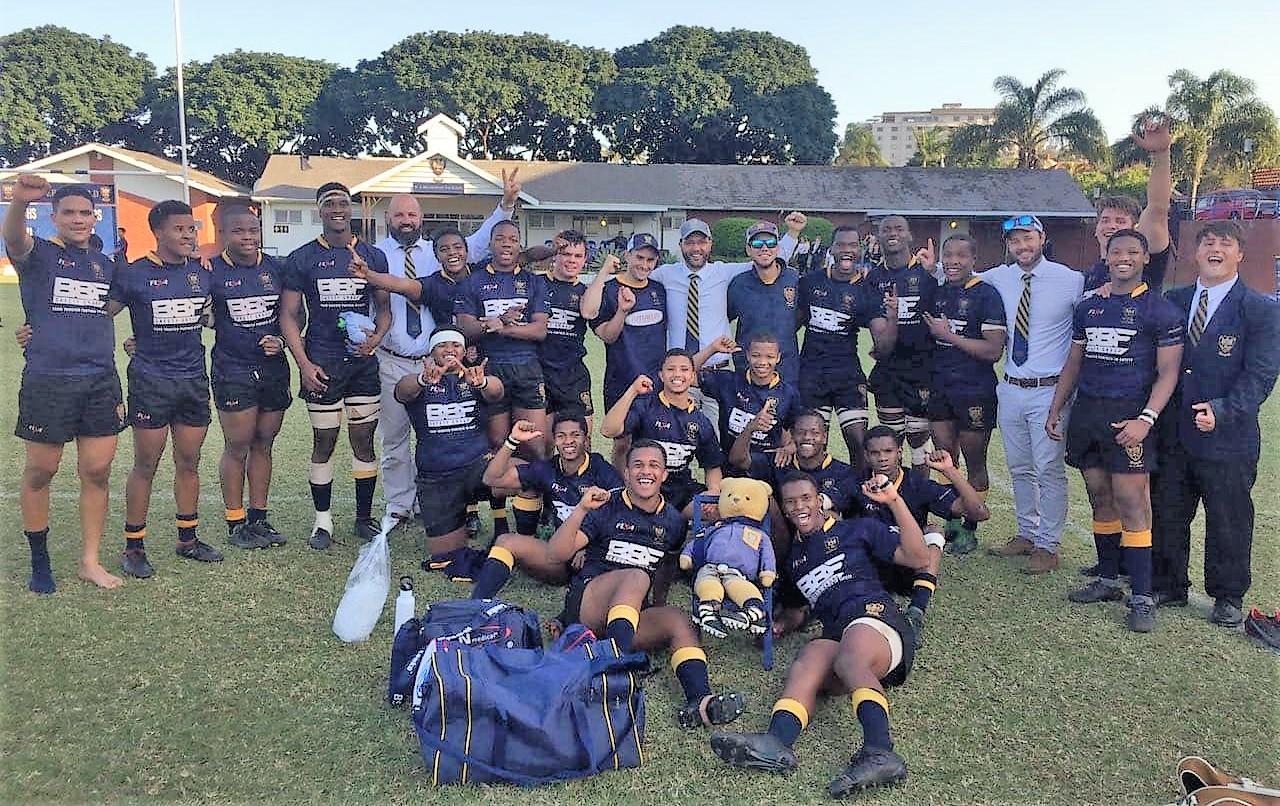 Bumper Season for DHS 1st XV!