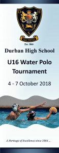 DHS U16 Water Polo Tournament