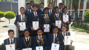 Merit Certificate Winners