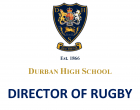 Vacancy @ DHS – Director of Rugby