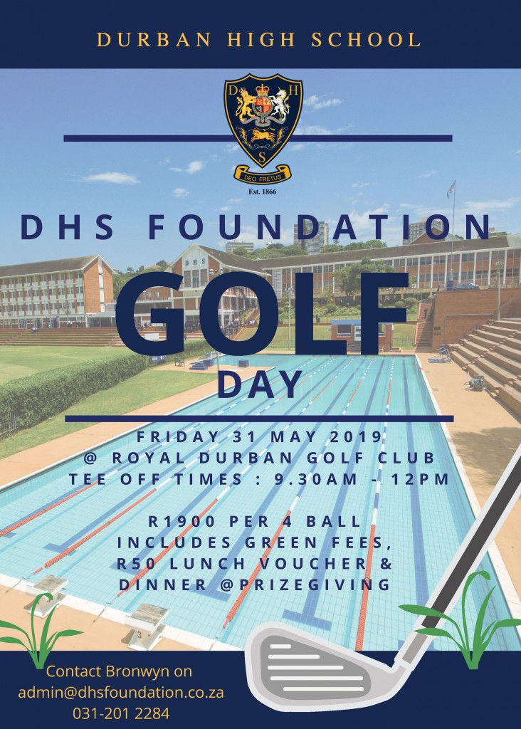 DHS Foundation Golf Day 2019 Final
