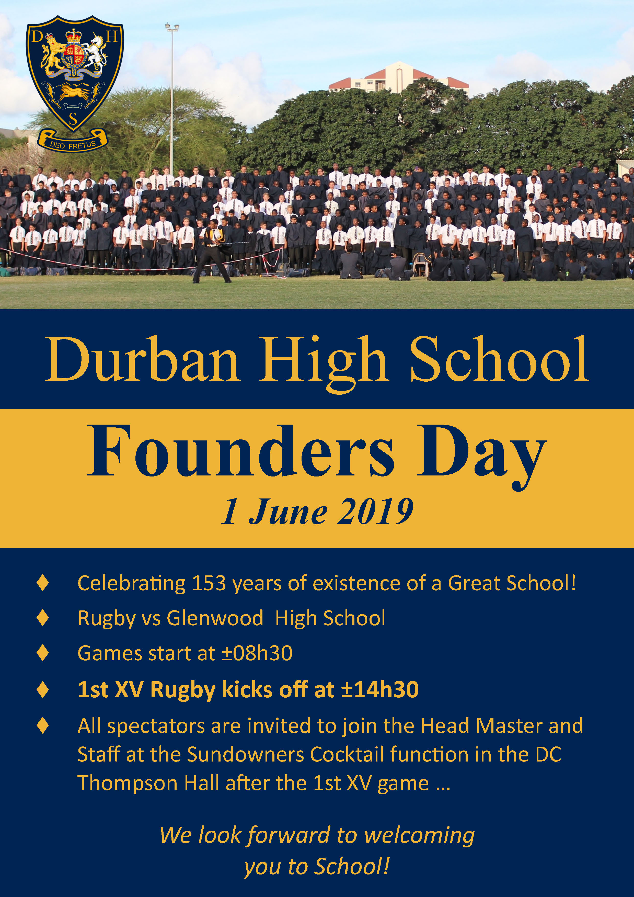 Founders Day 2019