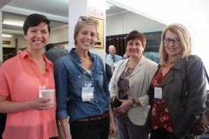 Erin Naude, Shelley Kerr, Esme Weigette, Sally Quinlan