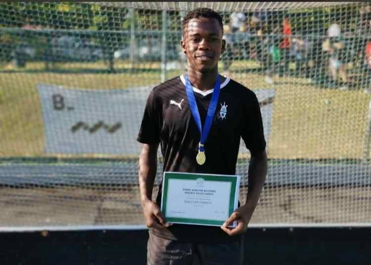 SA U16 Hockey Squad Congratulations to Bagcine Gqweta who was selected for the SA U16 HP Hockey Squad