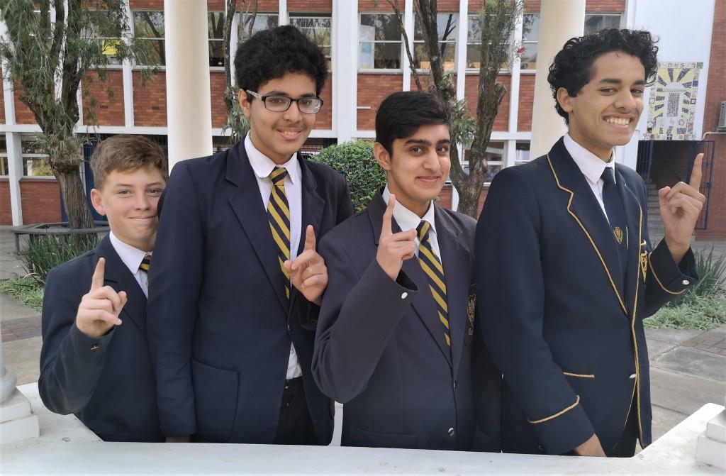 1st in Class Cambridge