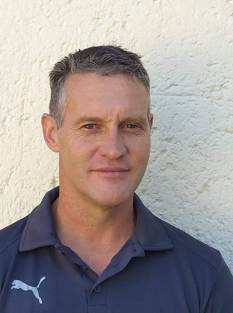 New Director of Rugby, Mr Nico Le Roux