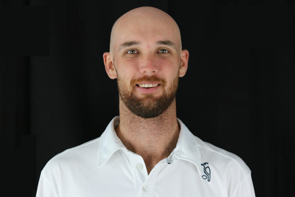 Craig Yelverton, new U14A Cricket Coach