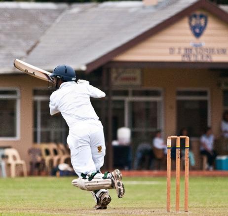 Cricket vs College - Smaller