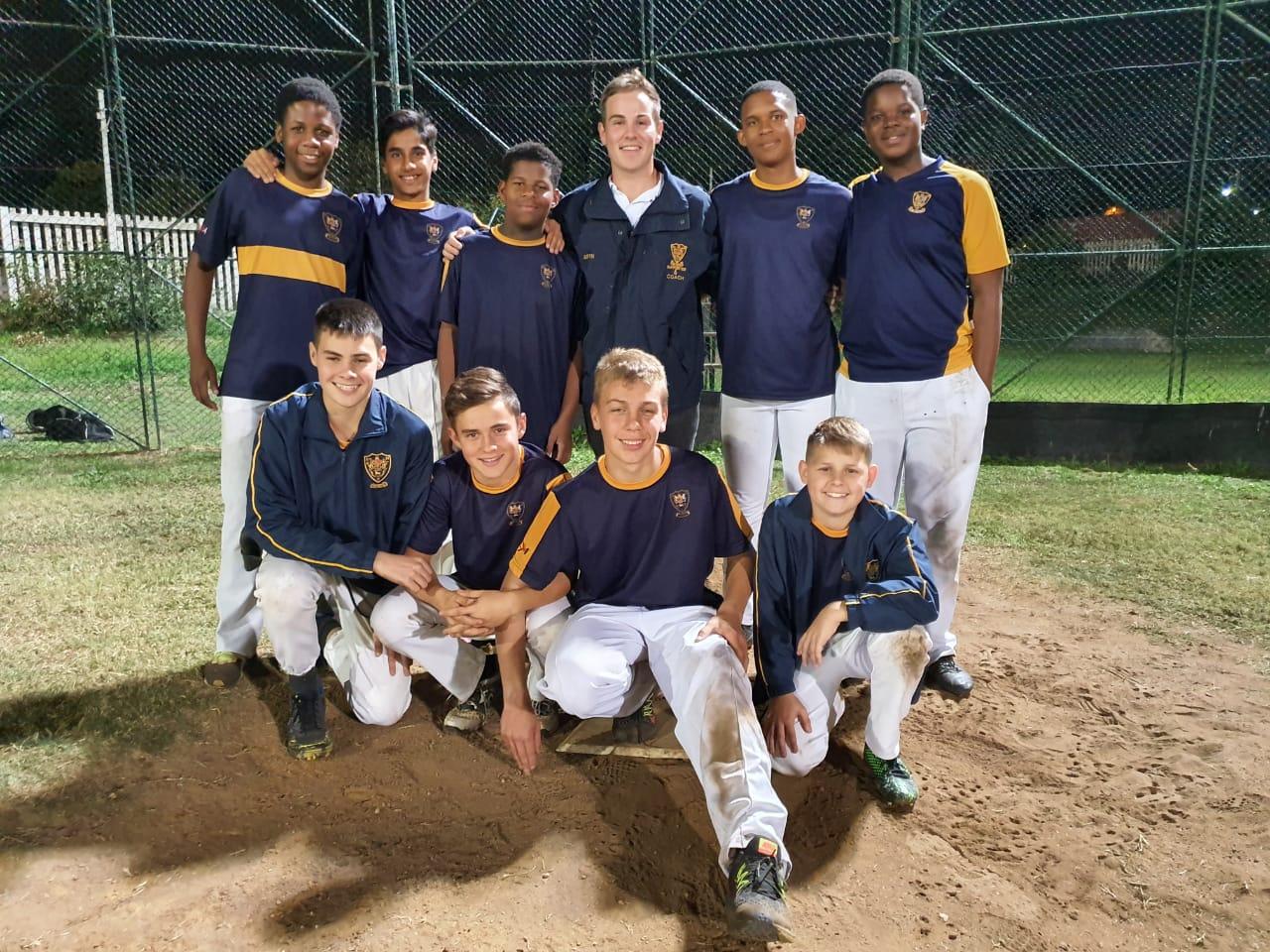 U16A Softball Team