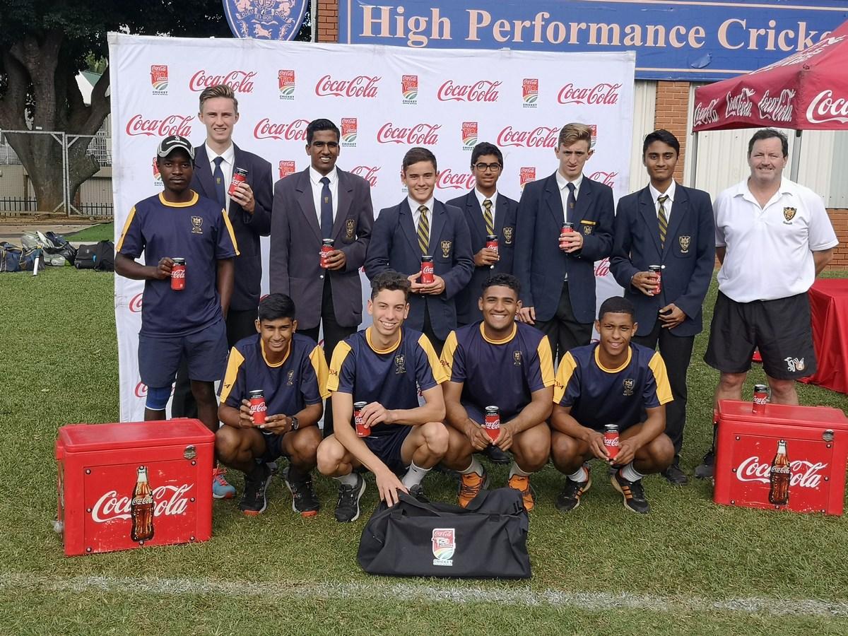 1st XI Cricket Team 2019