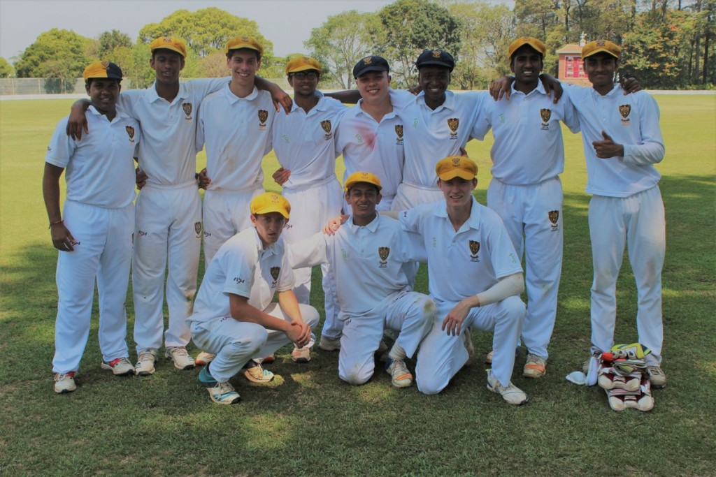 1st XI Cricket Team