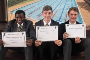 Cricket U14 Award Winners