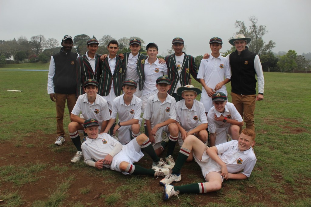 Pretoria Boys High School U14A Cricket