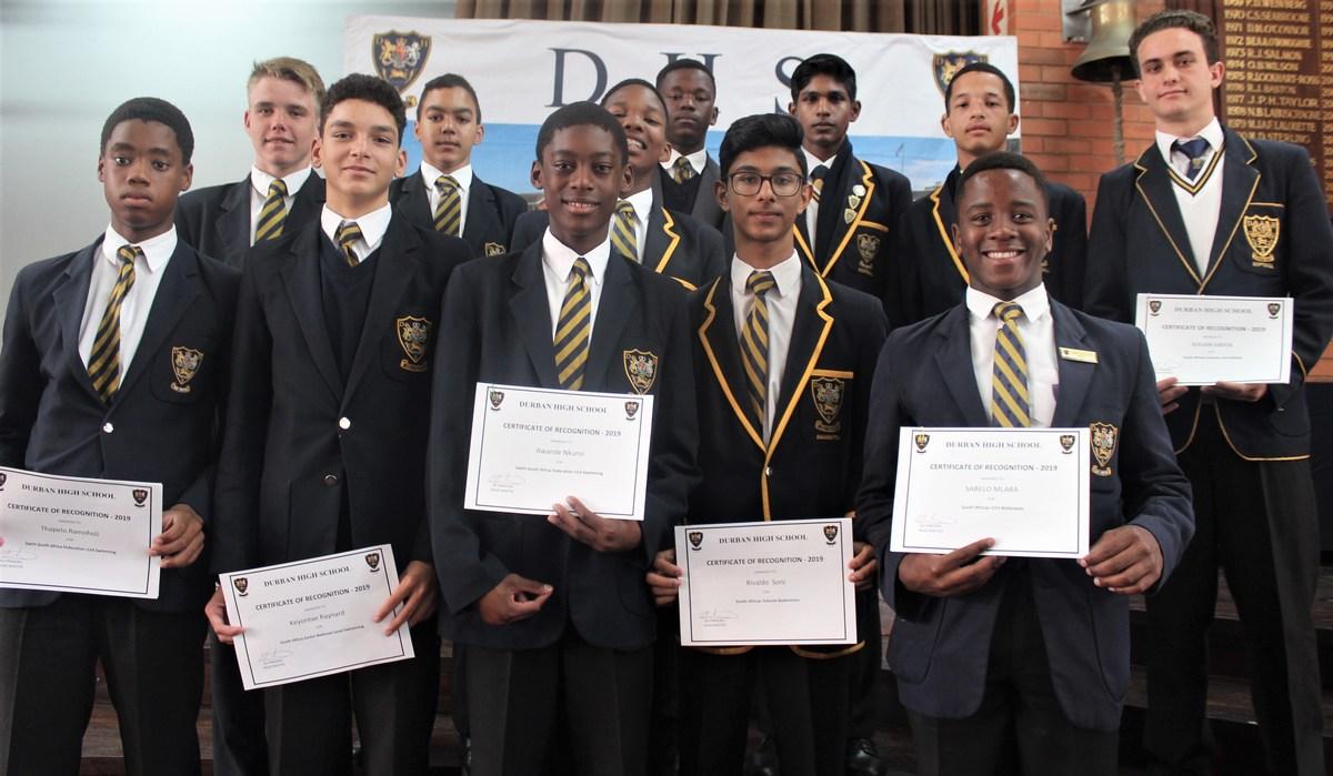 SA Representatives