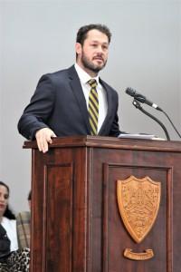 Guest Speaker, Scott Mathie