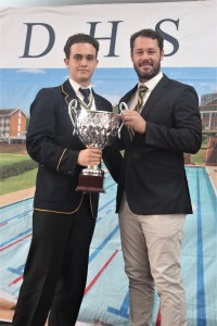 Sports Achiever & Sportsman of the Year, Rogan Green
