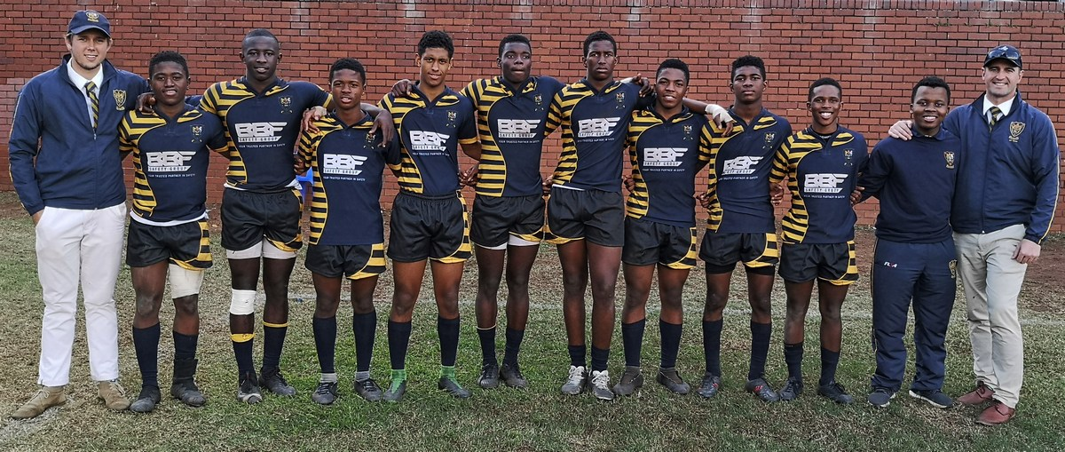 1st 7s Rugby Team