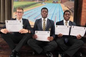 Water Polo Awards